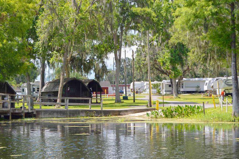 RV Village at Lake Panasoffkee